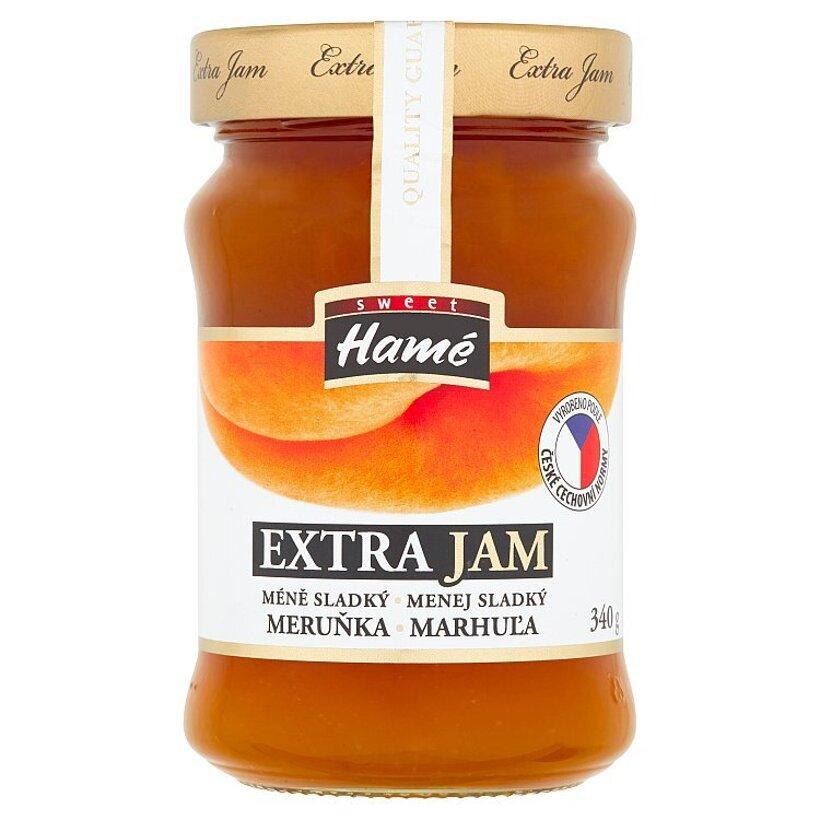 Hamé Extra Jam Marhuľa 340 g