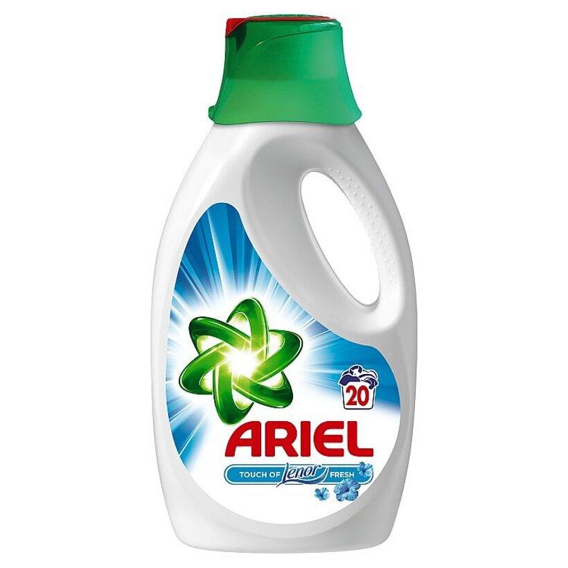 Ariel Touch Of Lenor Fresh Tekutý Prací Prostriedok 1,3 l Na 20 Praní