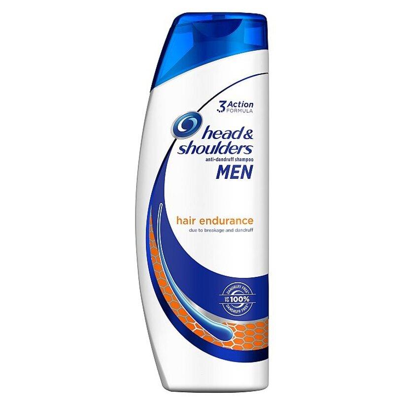 Head & Shoulders Anti-Hairfall Men Šampón Proti Lupinám 400 ml