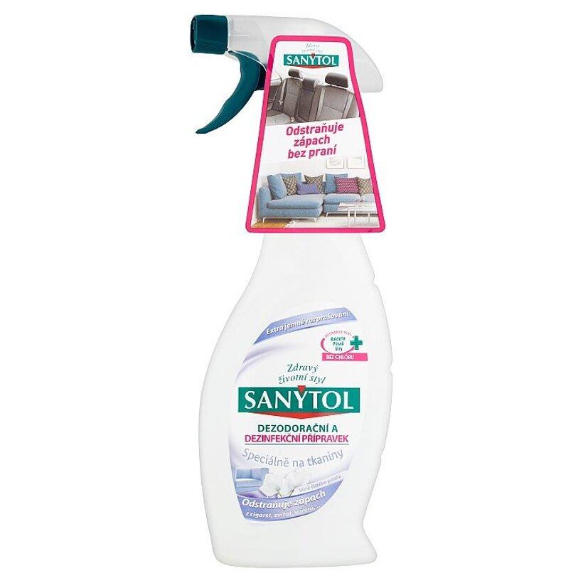 Sanytol Dezodoračný a dezinfekčný prípravok 500 ml