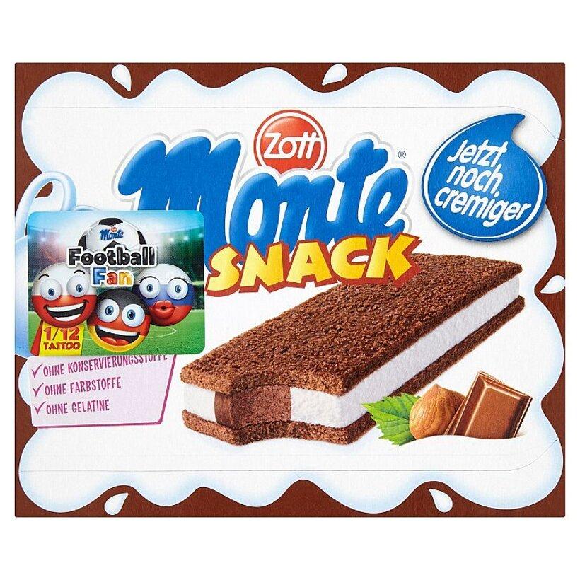 Zott Monte Snack 8 x 29 g