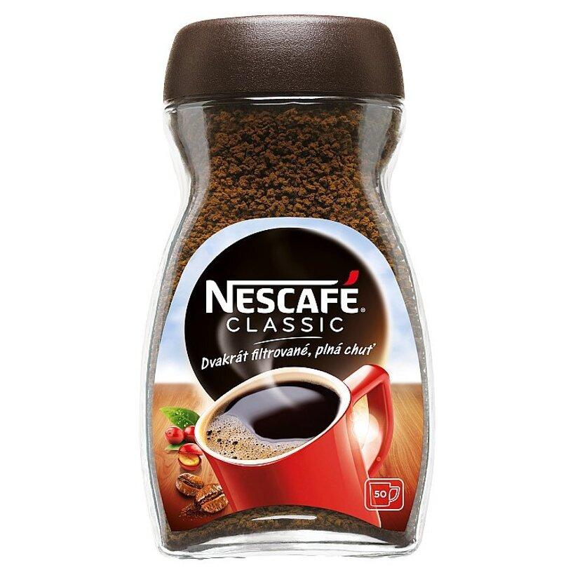 NESCAFÉ CLASSIC, instantná káva, 100 g
