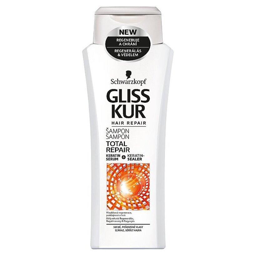 Gliss Kur šampón Total Repair 250 ml