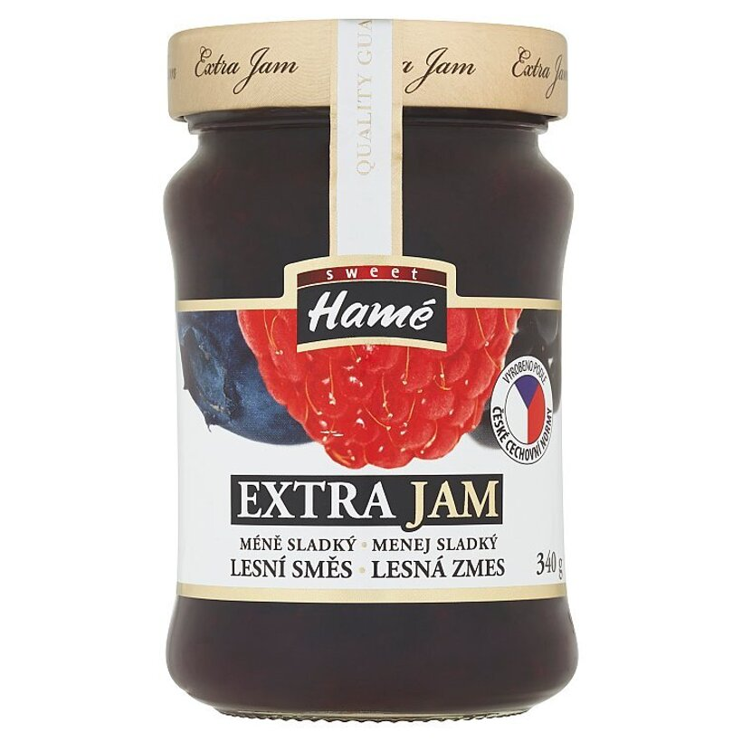 Hamé Extra Jam Lesná zmes 340 g