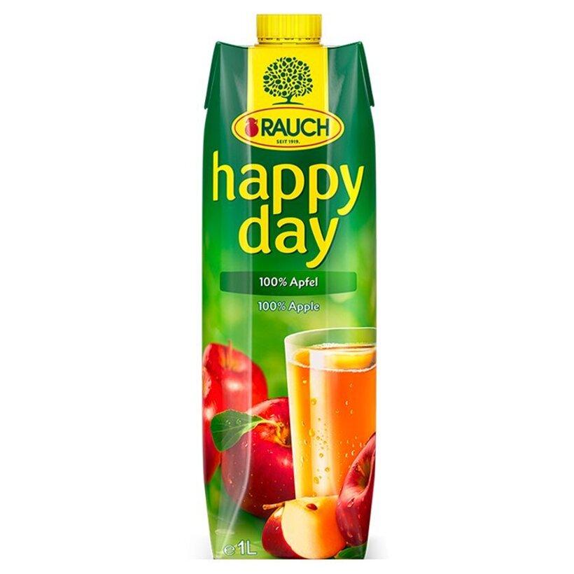 Rauch Happy Day 100% jablko 1 l