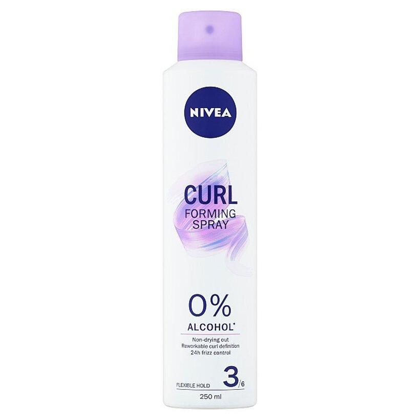 Nivea Curl Tvarovací sprej na vlasy 250 ml