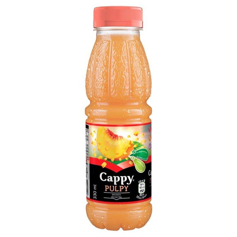 Cappy Pulpy Peach 330 ml