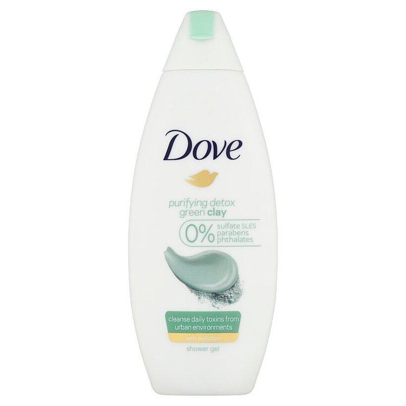 Dove Purifying Detox sprchovací gél 250 ml