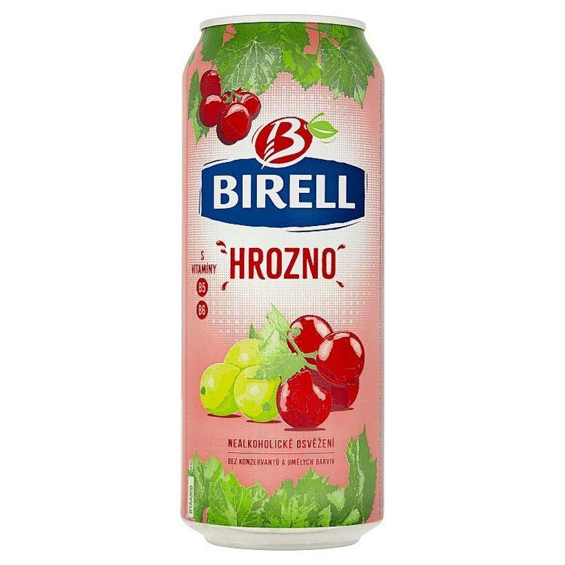 Birell Hrozno miešaný nealkoholický nápoj 0,5 l