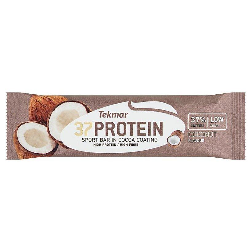 Tekmar 37 Protein Coconut proteínová tyčinka 45 g
