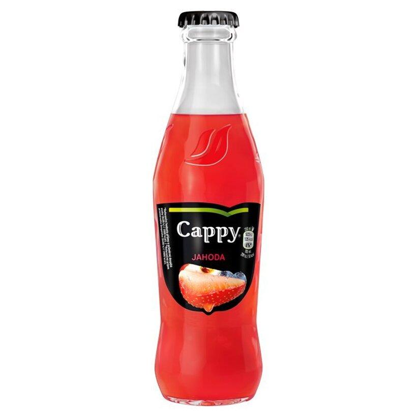 Cappy Jahoda 250 ml