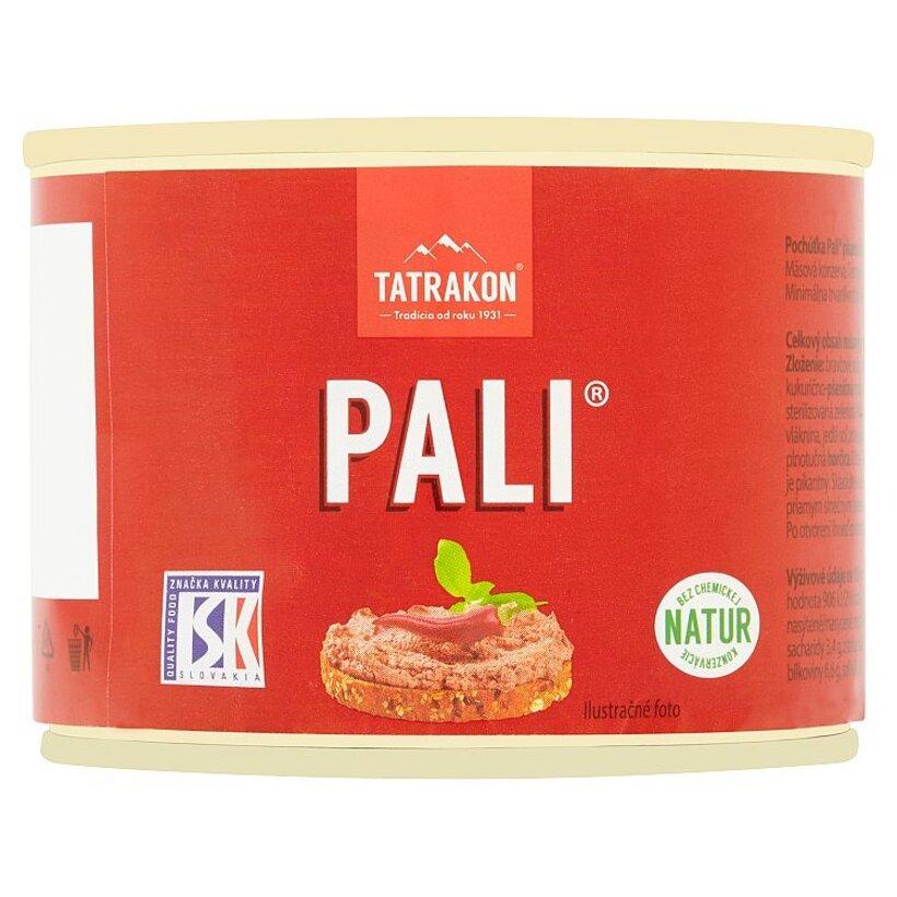 Tatrakon Pali Pochúťka pikantná nátierka 180 g