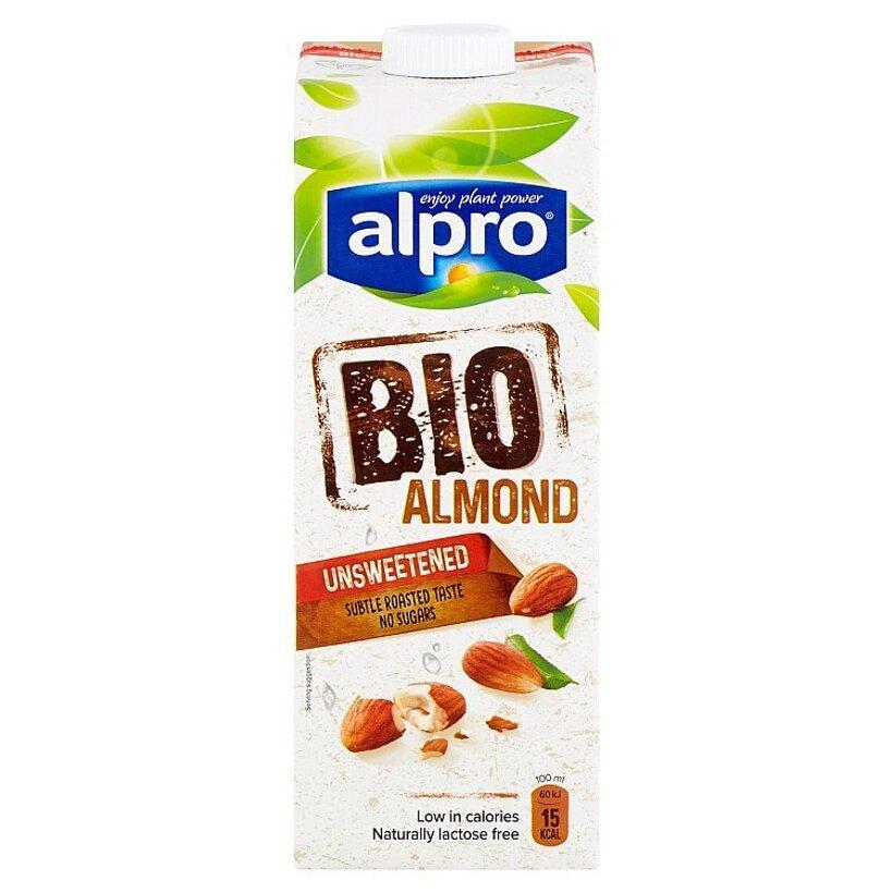 Alpro Bio mandľový nápoj 1 l