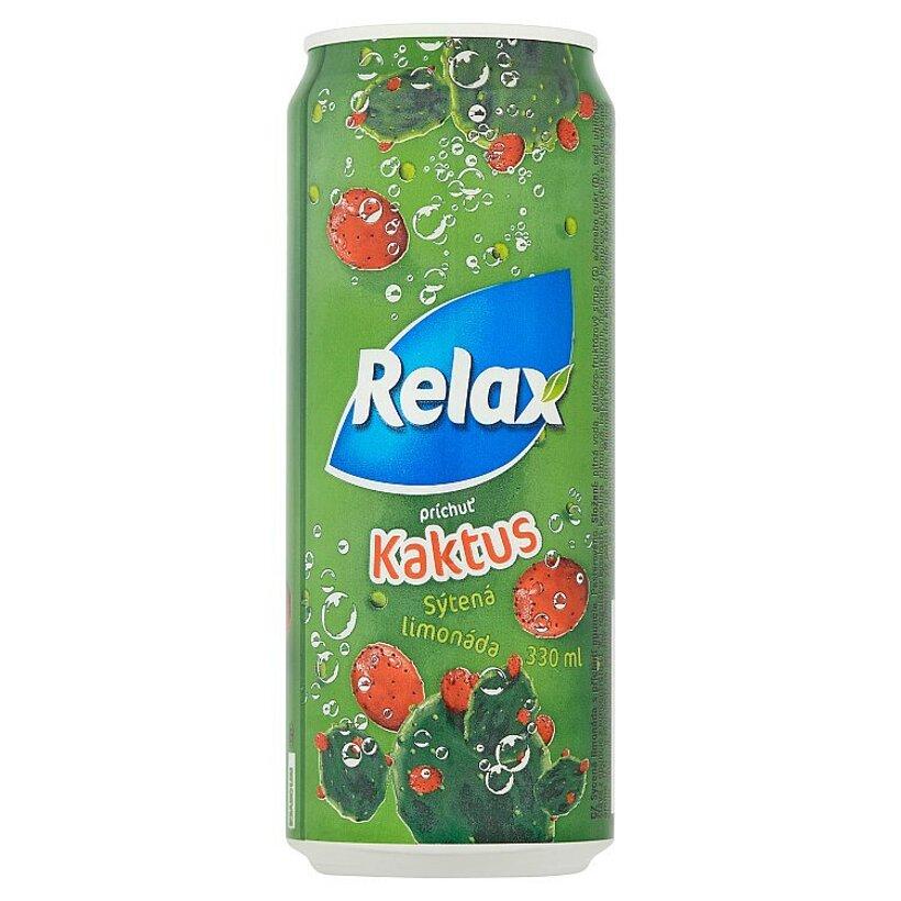 Relax Limonáda KAKTUS 330 ml