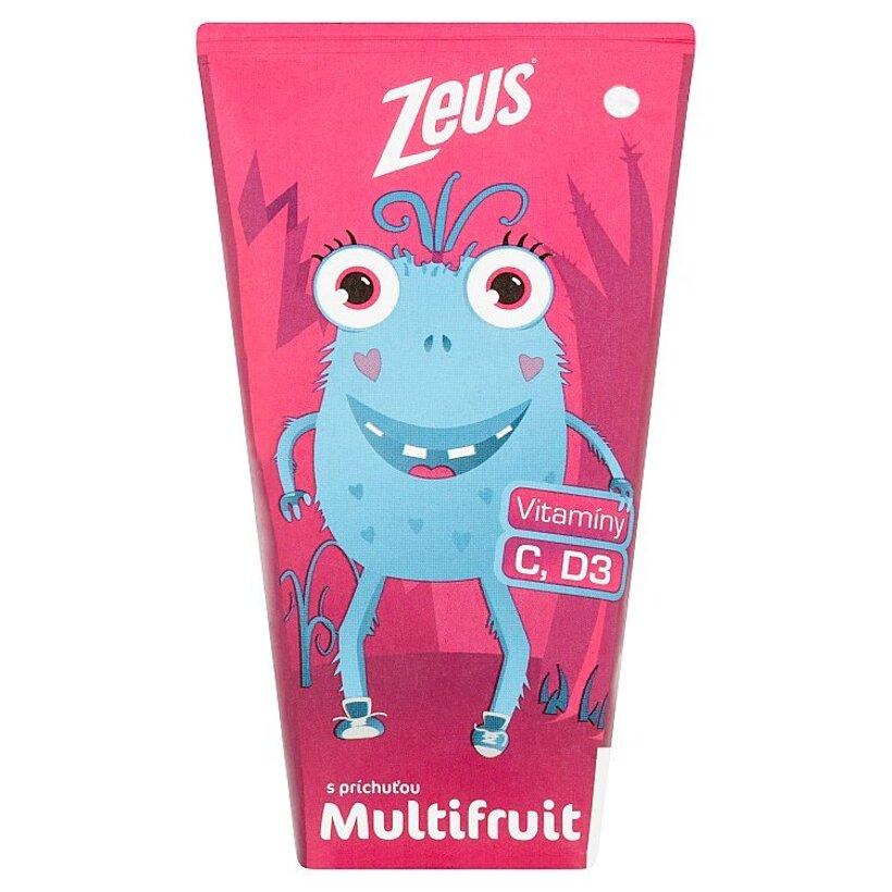 Zeus S príchuťou multifruit 200 ml
