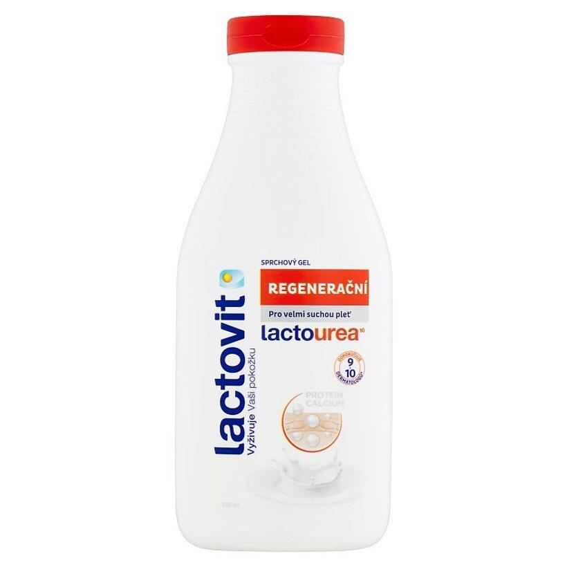 Lactovit Lactourea¹⁰ regeneračný sprchový gél 500 ml