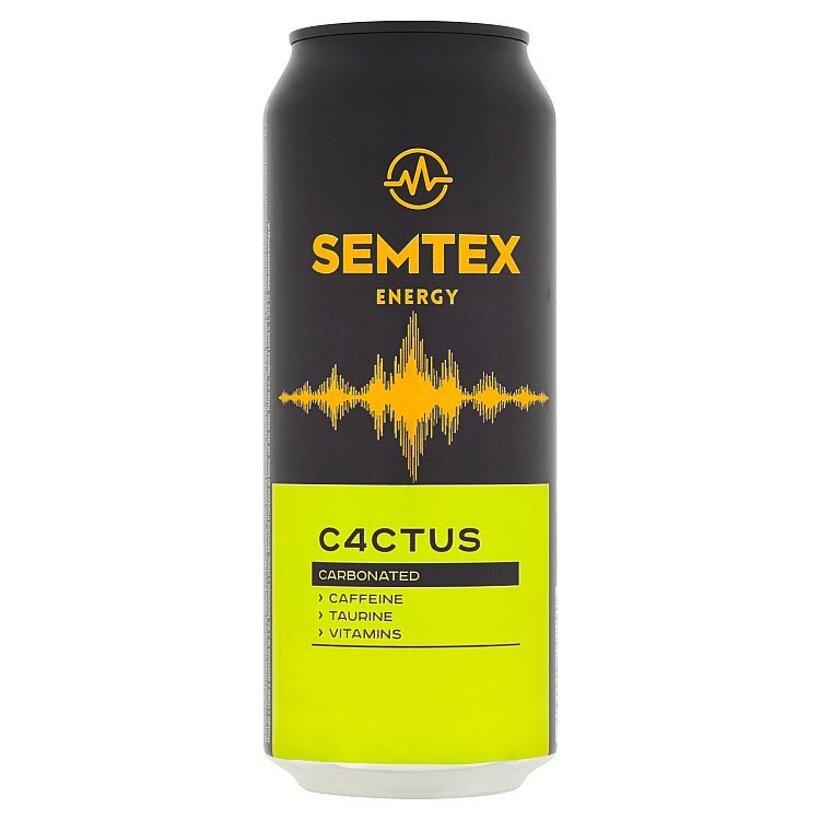 Semtex Energy C4ctus 500 ml