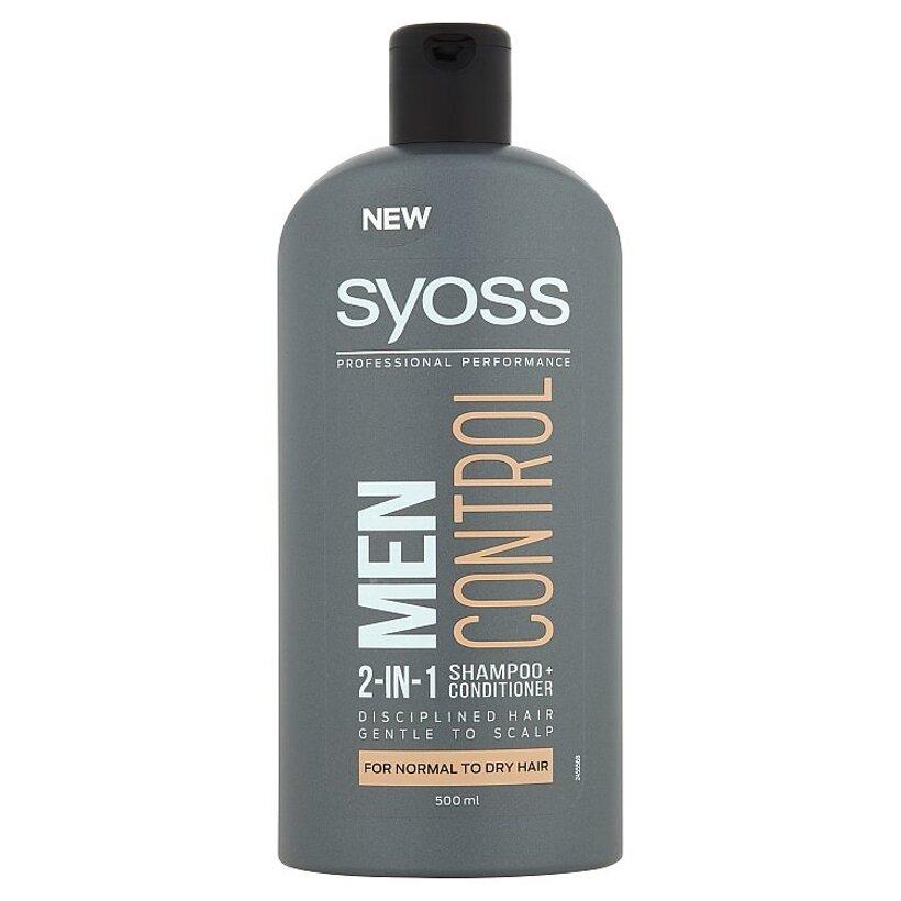 Syoss Men šampón Control 500 ml