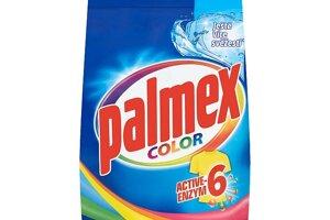 Palmex Color Active-Enzym 6 prací prostriedok 55 praní 3,575 kg