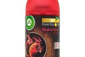 Air Wick Freshmatic Essential Oils náplň do osviežovača vzduchu vôňa vareného vína 250 ml