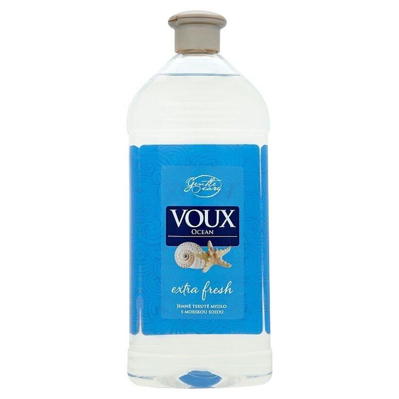 Voux Gentle Care Ocean extra fresh jemné tekuté mydlo s morskou soľou 1 l