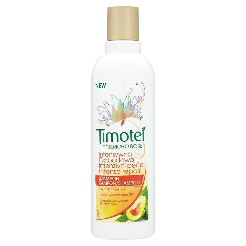 Timotei Intenzívna starostlivosť šampón 250 ml