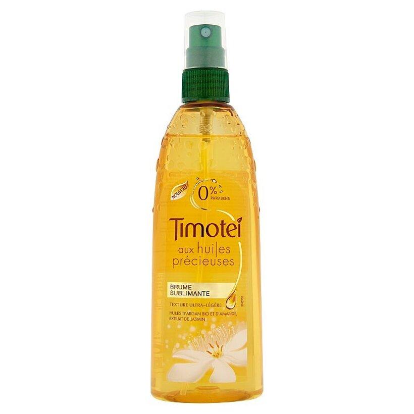Timotei Precious oils skrášľujúci sprej na vlasy 150 ml
