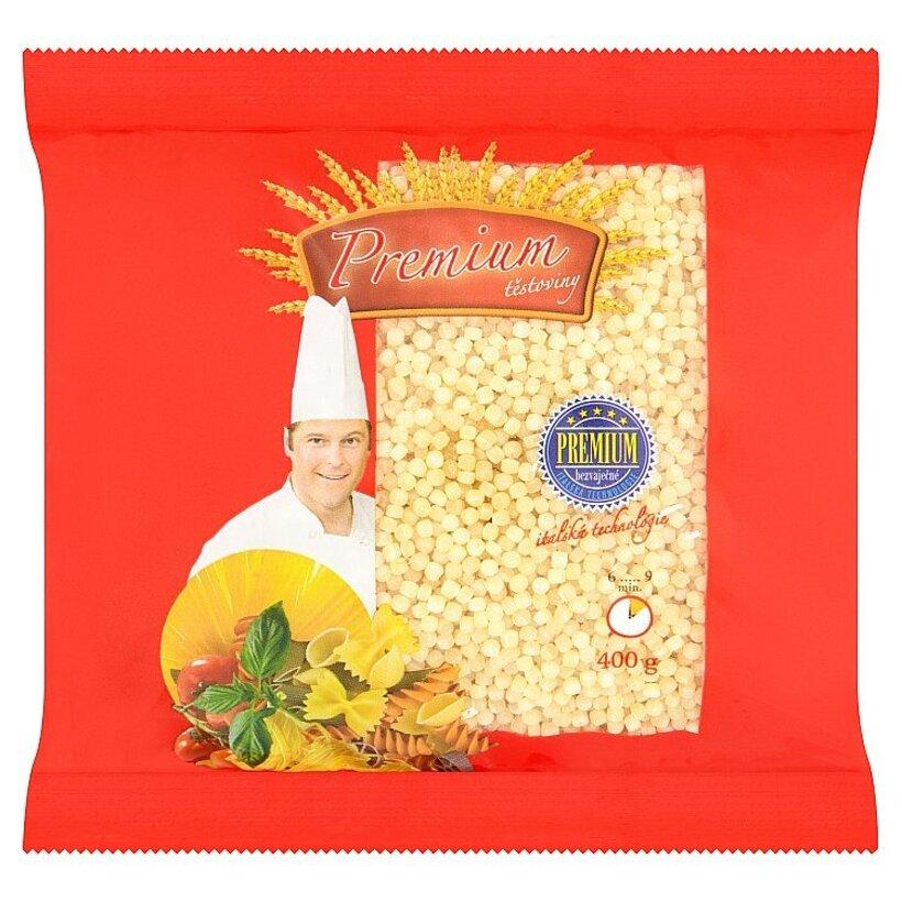 Premium Bezvaječné cestoviny pšeničné tahoňa 400 g