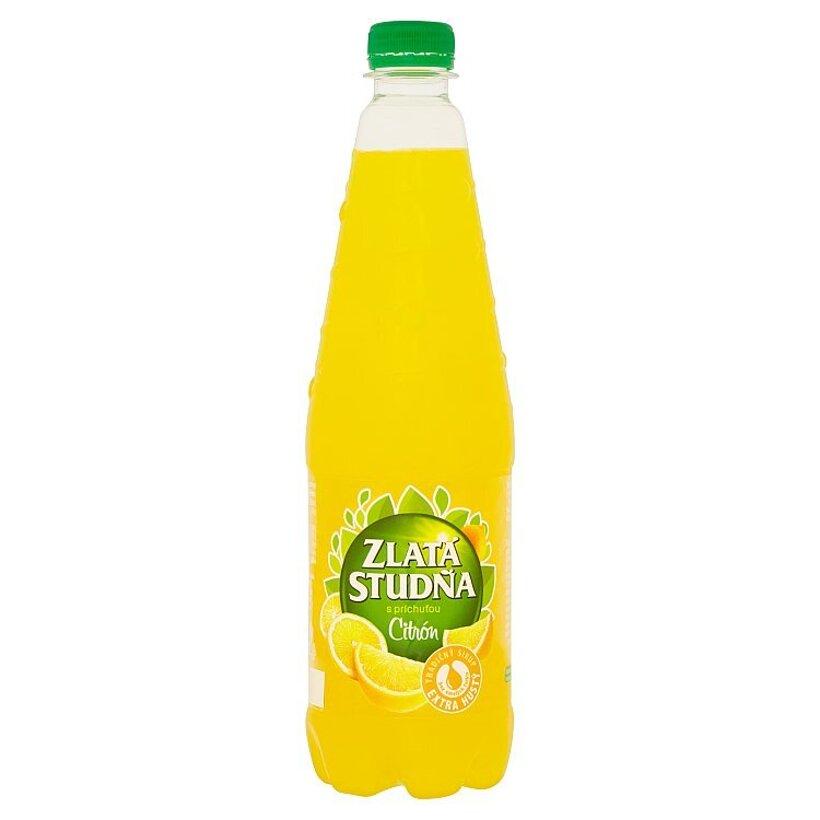 Zlatá Studňa Sirup s príchuťou citrón 0,7 l