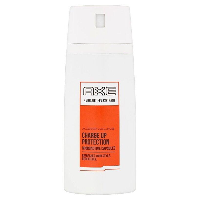 Axe Adrenaline antiperspirant sprej pre mužov 150 ml