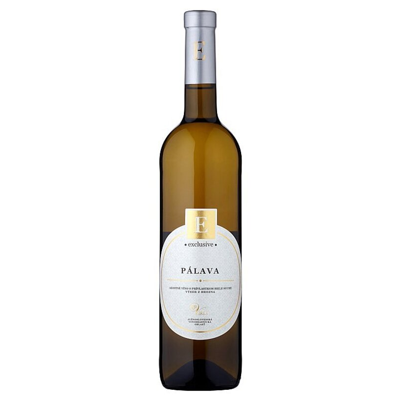 Virex Exclusive Pálava akostné víno biele víno suché 0,75 l