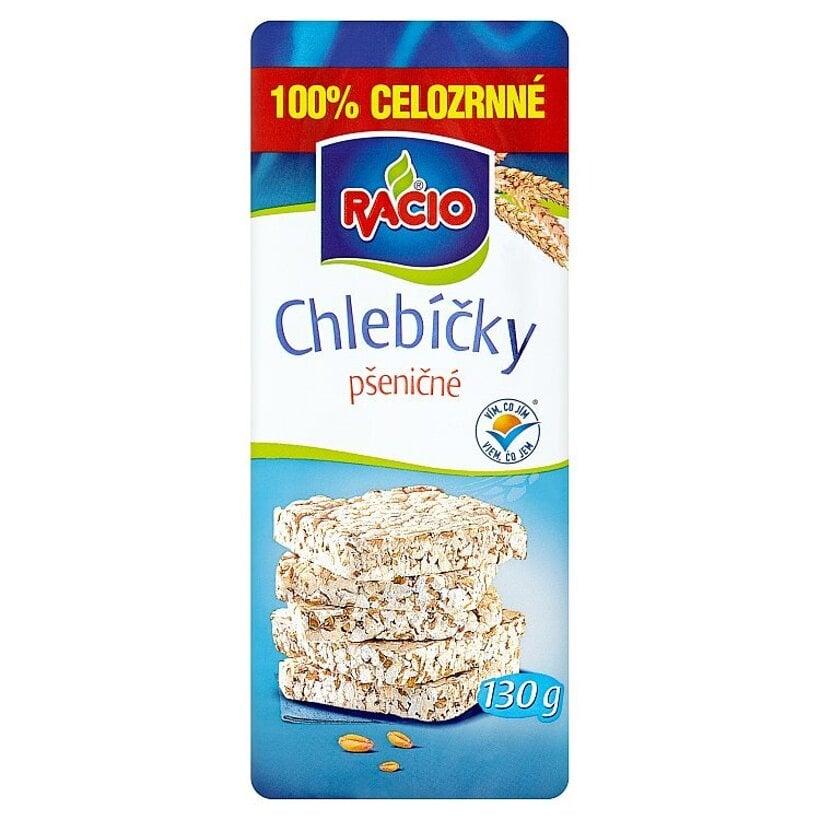 Racio Chlebíčky pšeničné 130 g