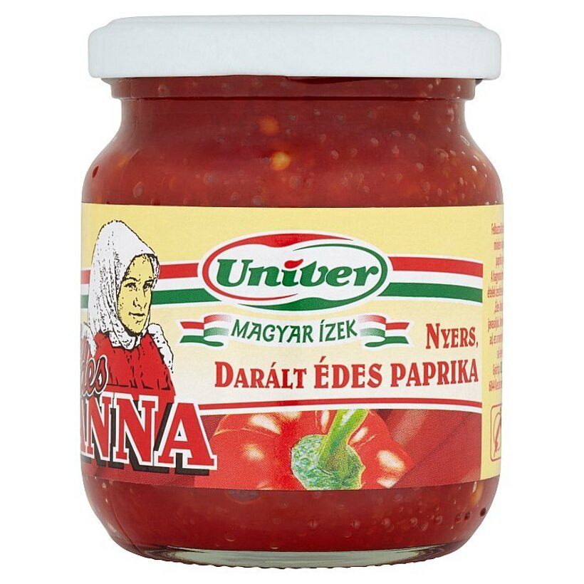 Univer Surová mletá paprika lahôdková 200 g