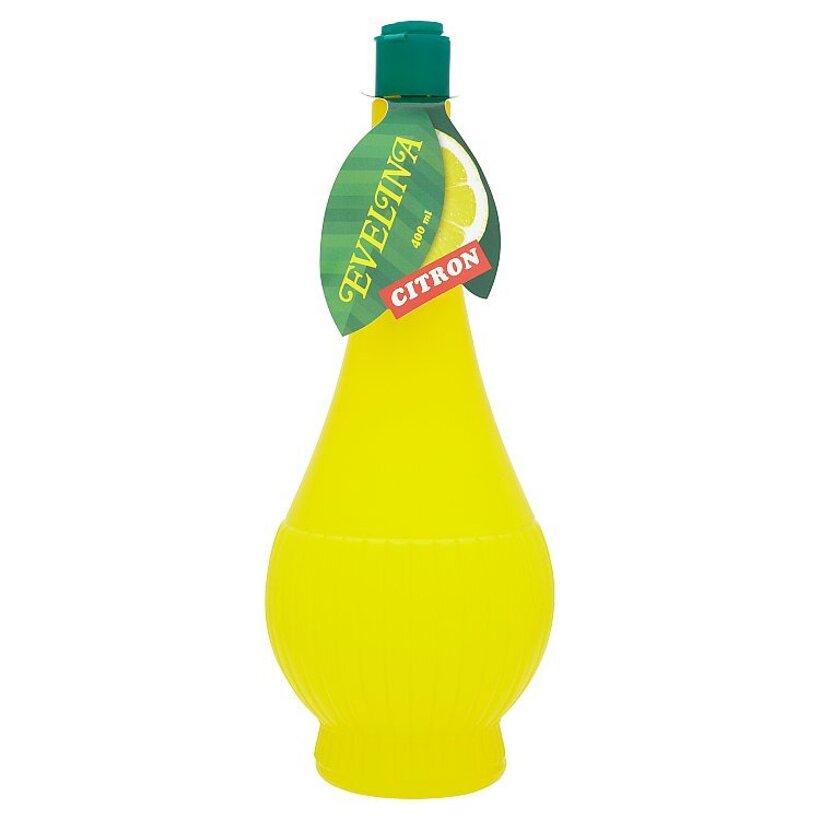 Evelina Konzervovaný nápojový koncentrát citrónový 400 ml
