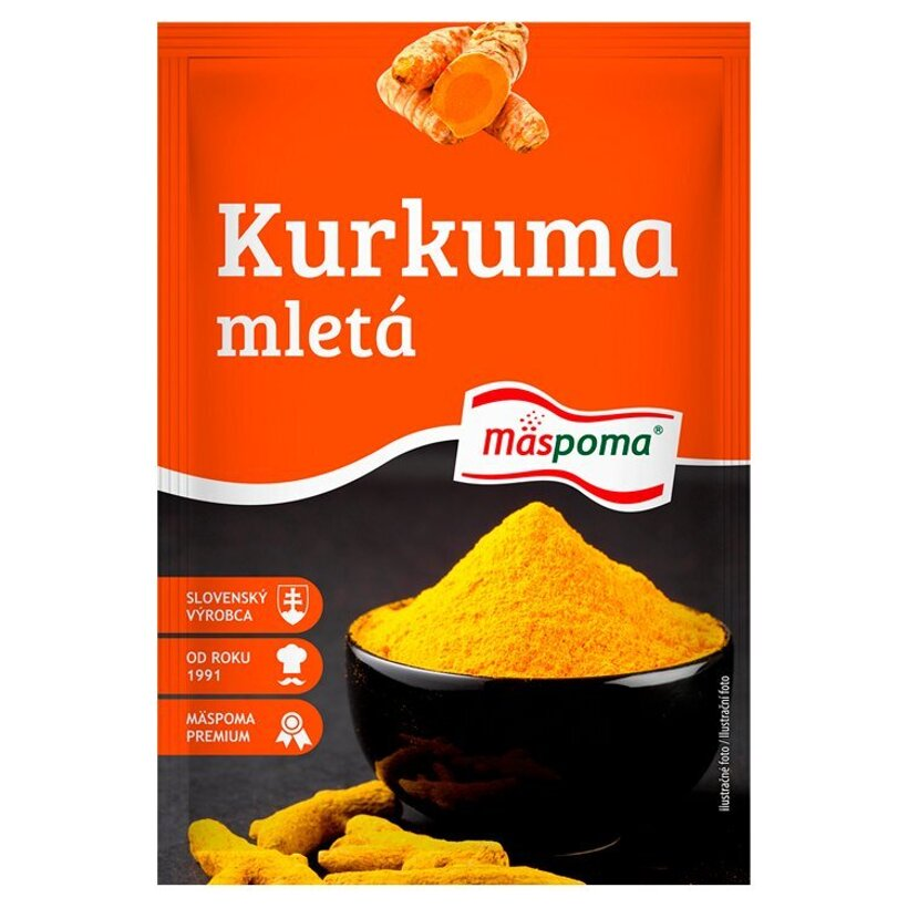 Mäspoma Kurkuma mletá 25 g