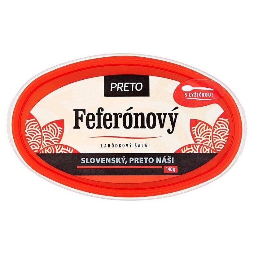 Ryba Žilina Preto Feferónový lahôdkový šalát 140 g