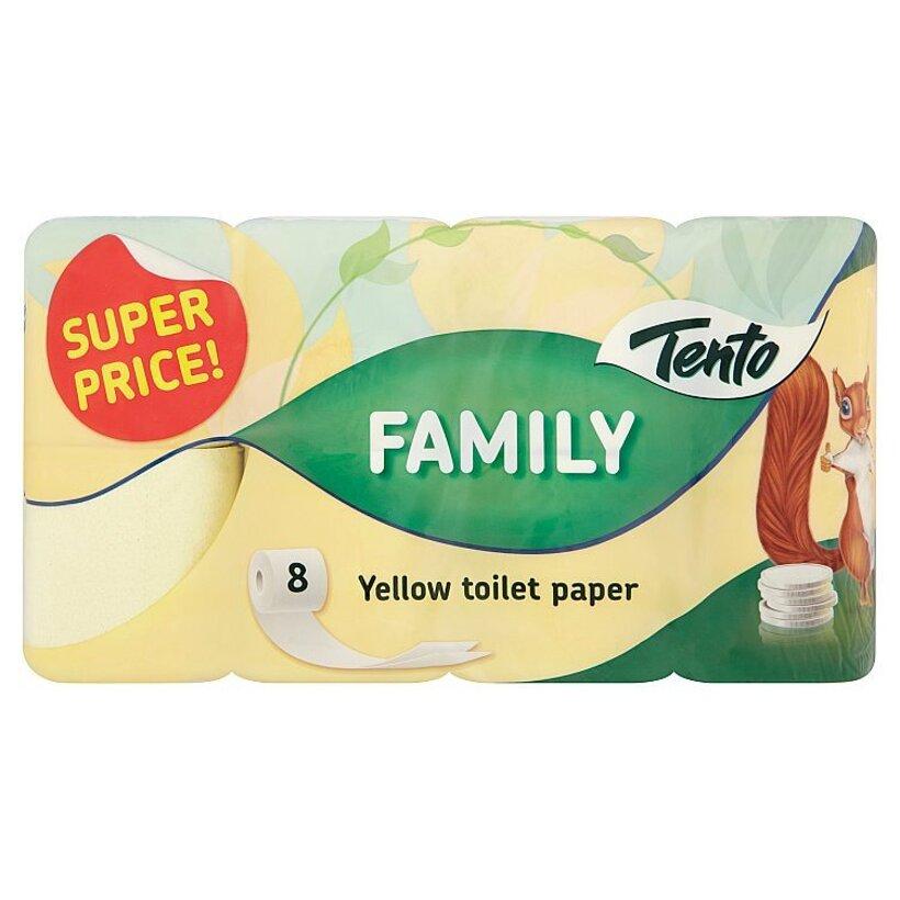 Tento Family Toaletný papier 8 ks