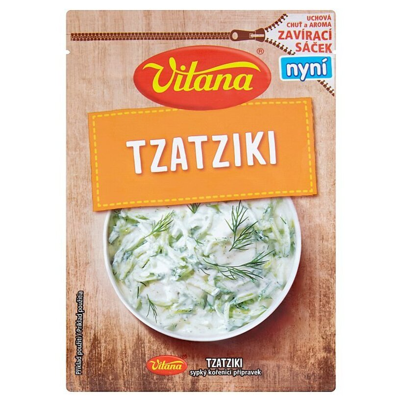 Vitana Tzatziki 28 g