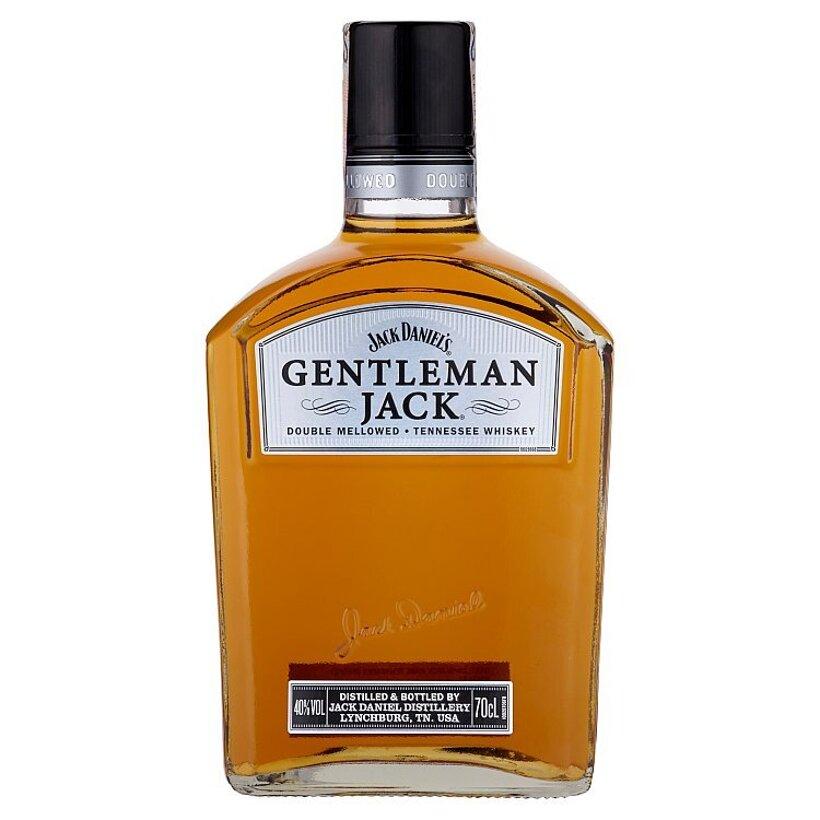Jack Daniel's Gentleman Jack Tennessee whiskey 0,7 l