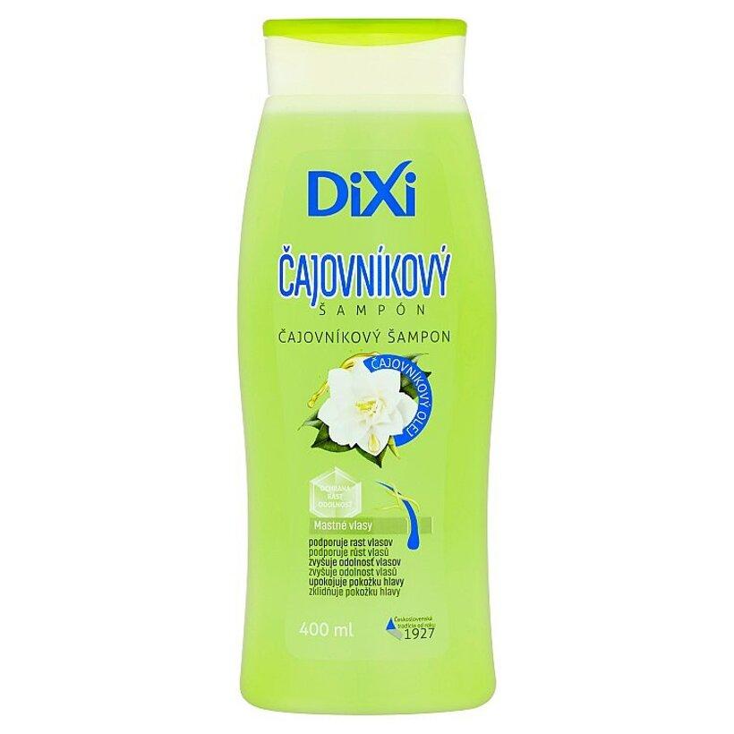 Dixi Čajovníkový šampón 400 ml