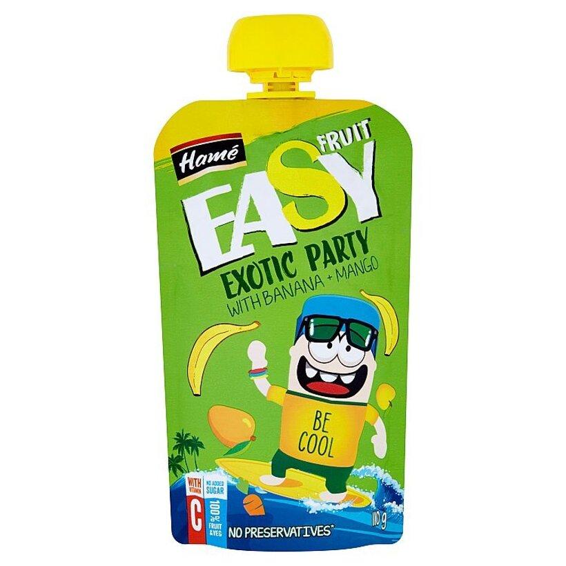 Hamé Easy Fruit Exotic party dojčenská výživa 110 g