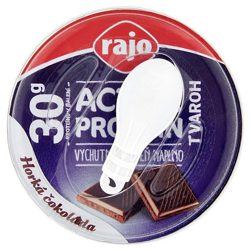 Rajo Active Protein Tvaroh horká čokoláda 200 g