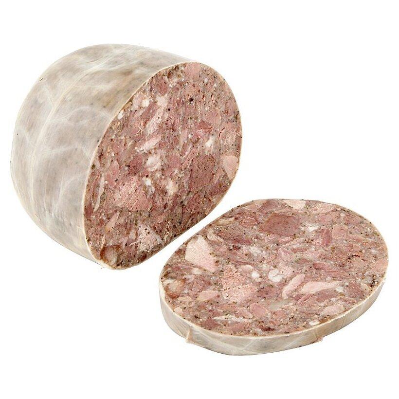 Chodura Ondrejnická tlačenka v čreve 1,052 kg