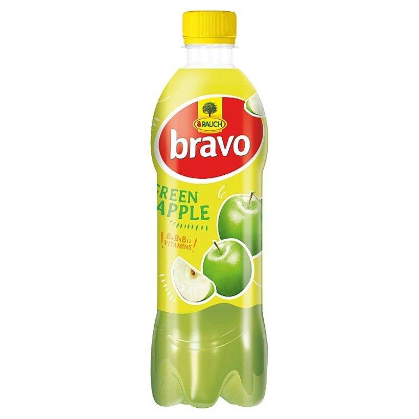 Rauch Bravo Zelené jablko 12% 0,50 l