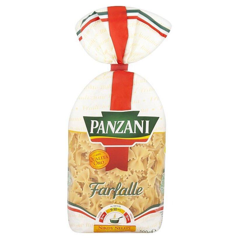 Panzani Farfalle cestoviny semolinové sušené 500 g
