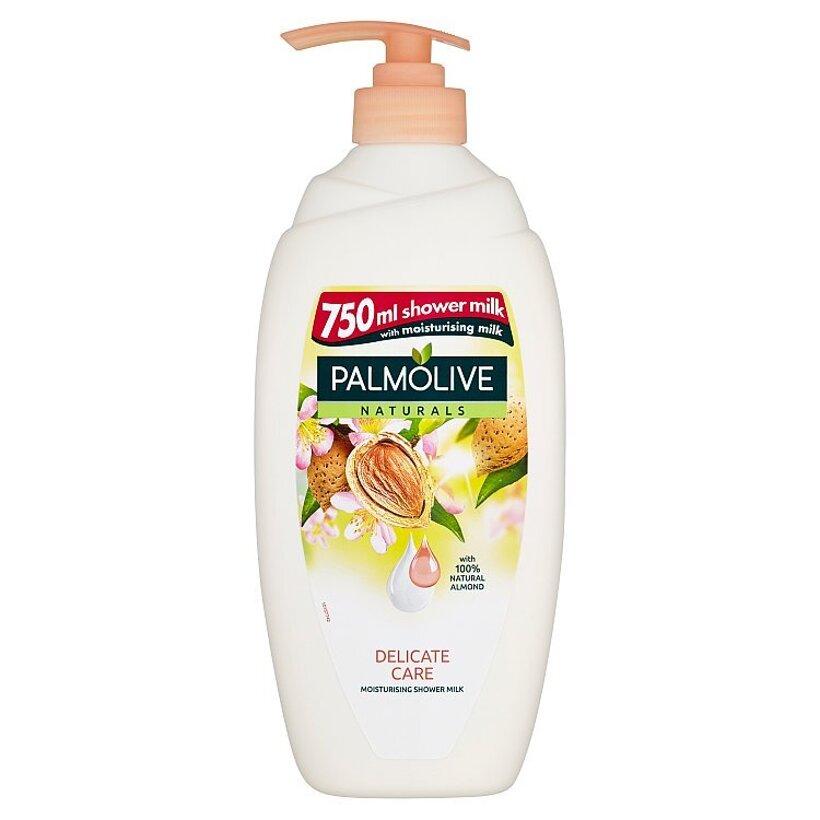 Palmolive Naturals Delicate Care sprchovacie mlieko 750 ml