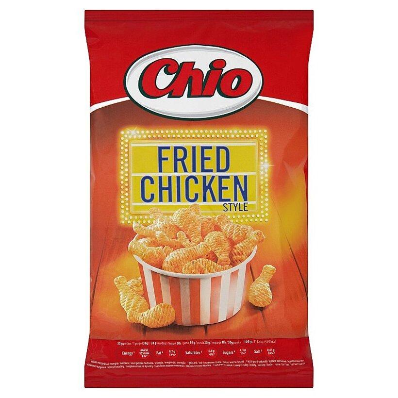 Chio Smažený zemiakový snack s príchuťou pečeného kuraťa 65 g