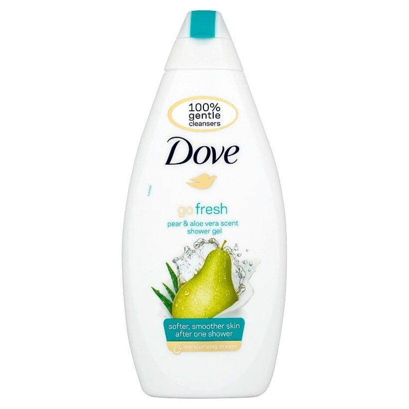 Dove Go Fresh Sprchovací gél hruška a aloe vera 500 ml