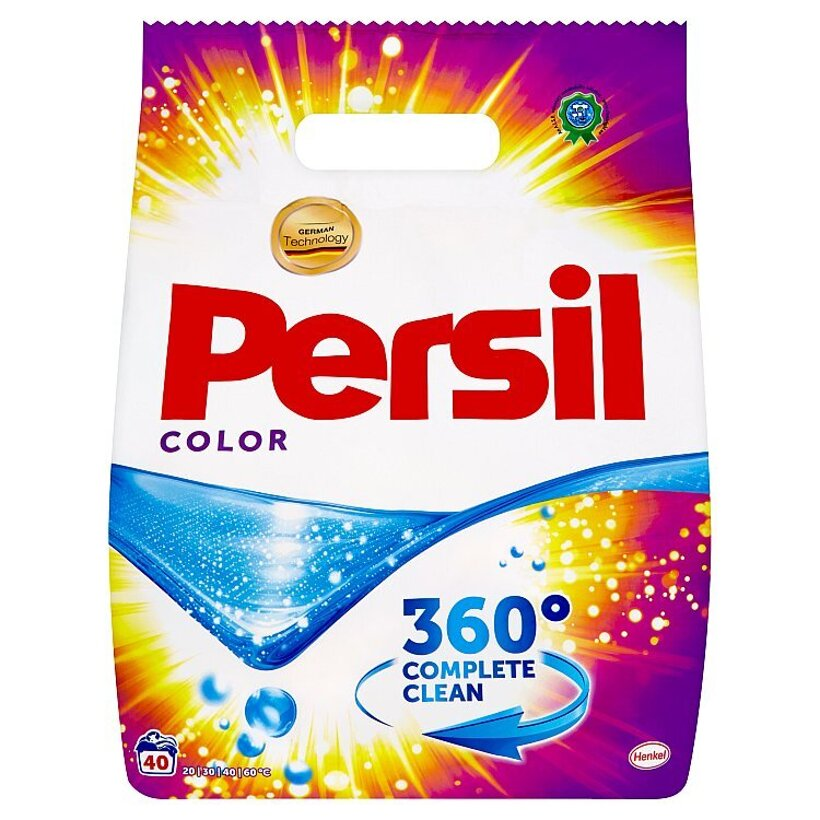 Persil 360° Complete Clean Color prací prostriedok 40 praní 2,8 kg