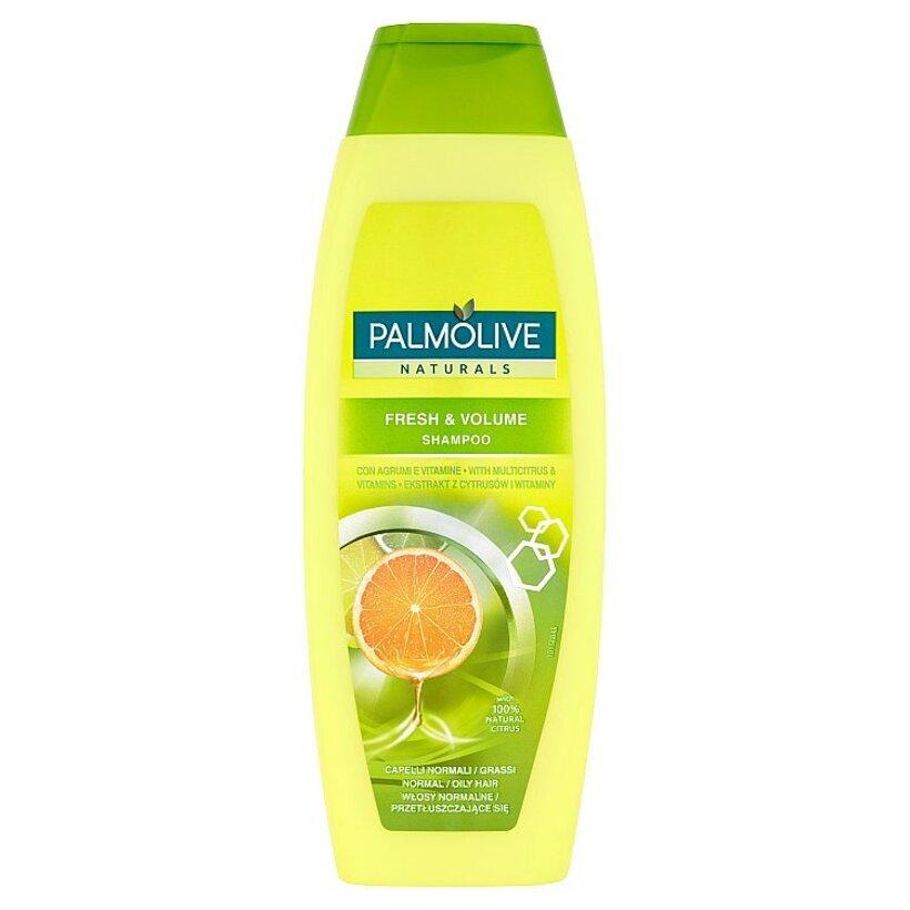 Palmolive Naturals Fresh & Volume šampón 350 ml